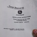 Power Beyond Kit for John Deere Tractors