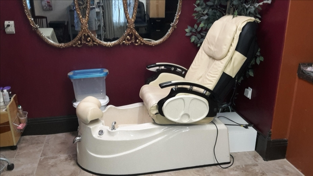 Spa Chair With Side Chair Nex Tech Classifieds