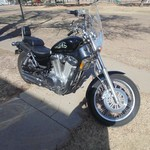 1995 Suzuki 1400 Intruder Reduced