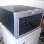 WINE COOLER STAINLESS STEEL & BLACK