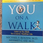 Audio CD: YOU on a WALK