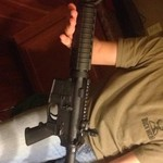 Smith and Wesson AR15