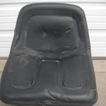Used equipment seat