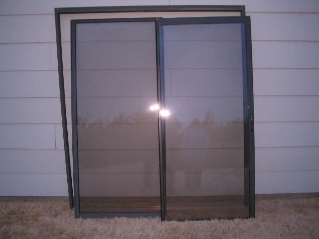 sliding patio storm door for sale nex tech classifieds