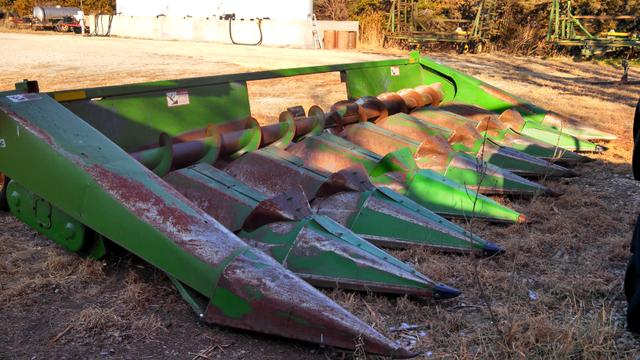 john deere 843 corn head manual