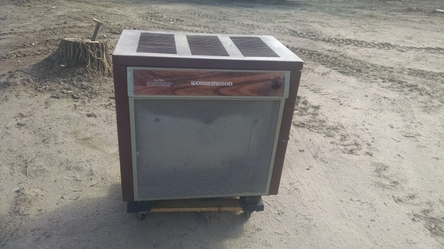 Contact Seller - Wonder Wood Stove - PTCI Classifieds
