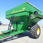 2007 Crustbuster Model 850 Grain Cart