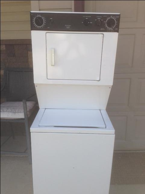 camper apartment size stacked washer dryer nex tech classifieds