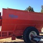 Kilbros Graincart Model 1200 (price reduced)