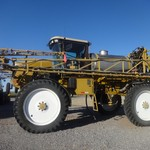 REDUCED PRICE!  2002 Rogator 854 High Clearance