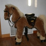 Little Tikes Giddy Up and Go Pony