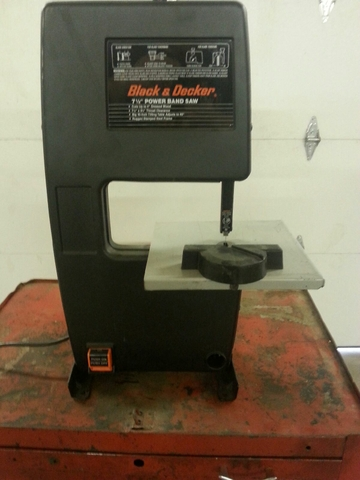 Black And Decker 7 1 2 Inch Band Saw Nex Tech Classifieds