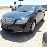 SALE 2012 Buick LaCrosse Leather Package