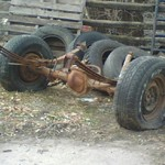 1985 f150 2wd rear axle came out of 5.0 automatic 355gears