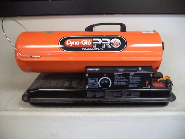 contact seller - Dyna Glo Kerosene Heater