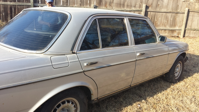 1985 mercedes benz 300d turbo diesel maint parts more