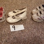 girls shoes size 9, 10, 10 1/2