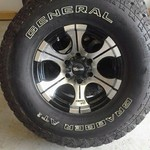Tires and Wheels 285/75/R16