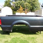 2007 Ford Super Duty Pickup Bed