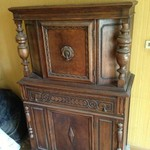 Antique Hutch -- $900 firm