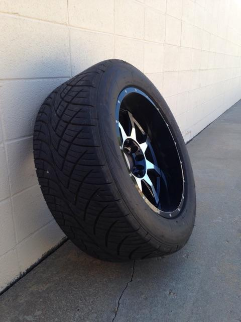 Moto Metal Wheels amp Nitto Tires