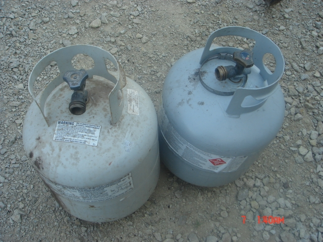 Propane Gas Bottle for Gas Grill Etc...