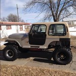 Jeep/Rock Crawler