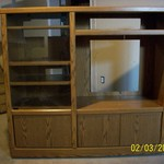ENTERTAINMENT CENTER---REDUCED AGAIN!!!!