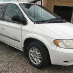 2001 Dodge Grand Caravan Sport 3.8 V6, new tires, 229K miles