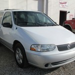 2001 Mercury Villager V6, good tires, full power, 151K miles