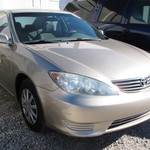 2006 Toyota Camry LE, 4-cylinder, 268K highway miles, NICE!