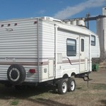 2000 Quest by Jayco 28' camper