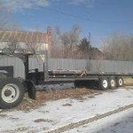 TRIPLE AXLE GOOSENECK 25' deck