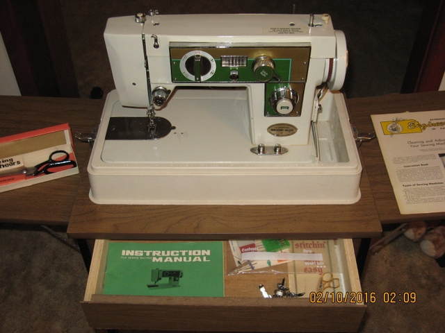 necchi alco sewing machine
