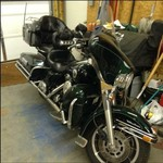 1998 Harley Davidson Electra Glide Ultra Classic