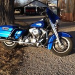 2007 Electra Glide HD Motorcycle