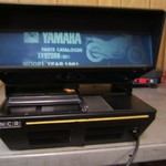 Used NCR Microfiche Reader