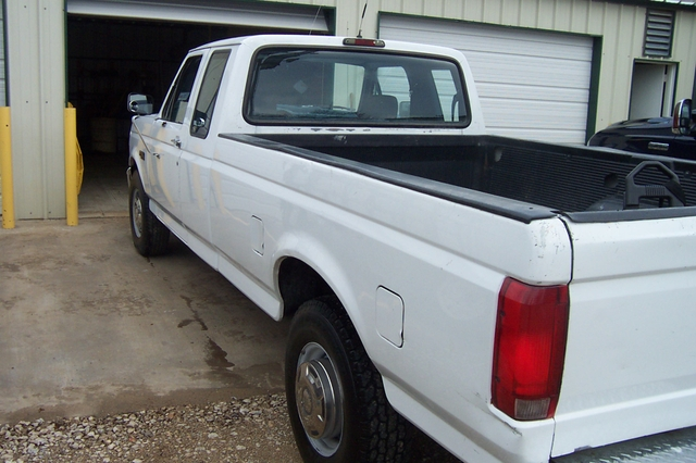 1997 ford f250 ext cab heavy duty work truck nex tech classifieds. Black Bedroom Furniture Sets. Home Design Ideas