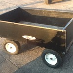 4wheel / 2 axle Better Built trailer