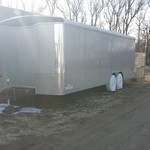 2006 Haulmark 24ft enclosed trailer