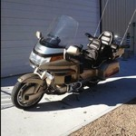 1989 Honda GoldWing 1500GL