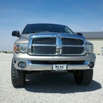 2003 Dodge 4X4 Ext Cab