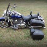 2008 HARLEY DAVIDSON SCREAMN' EAGLE ROAD KING