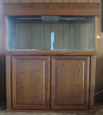 75 gallon aquarium oak stand 75 gallon oceanic aquarium for Oceanic fish tanks