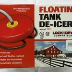NEW Floating Stock Tank De-icer 1500w