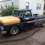 1966 c10 custom  pickup  ratrod project maybe trade!?.