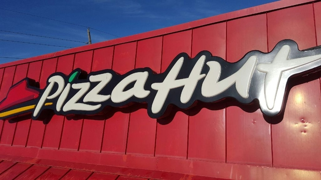 20 ft pizza hut logo sign nex tech classifieds. Cars Review. Best American Auto & Cars Review