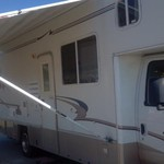 2001 Class C Motorhome Price reduced