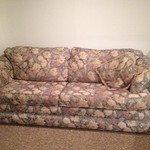 couch,  chair and ottoman PRICE REDUCED