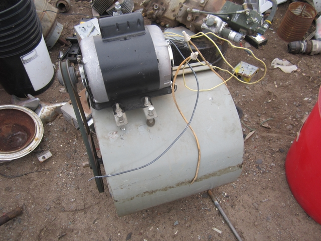Squirrel Cage Shop Cooling Blower Fan Electric Motor Tct